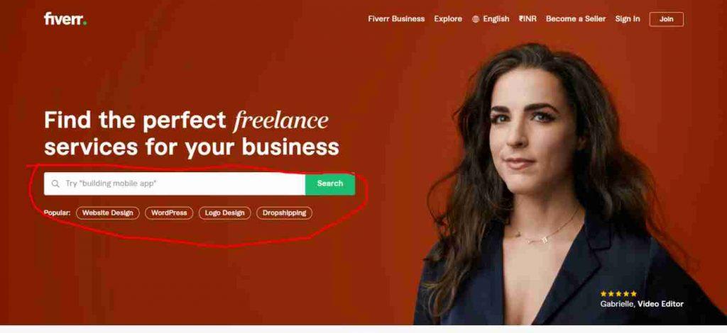 Fiverr pe online paise kamaye