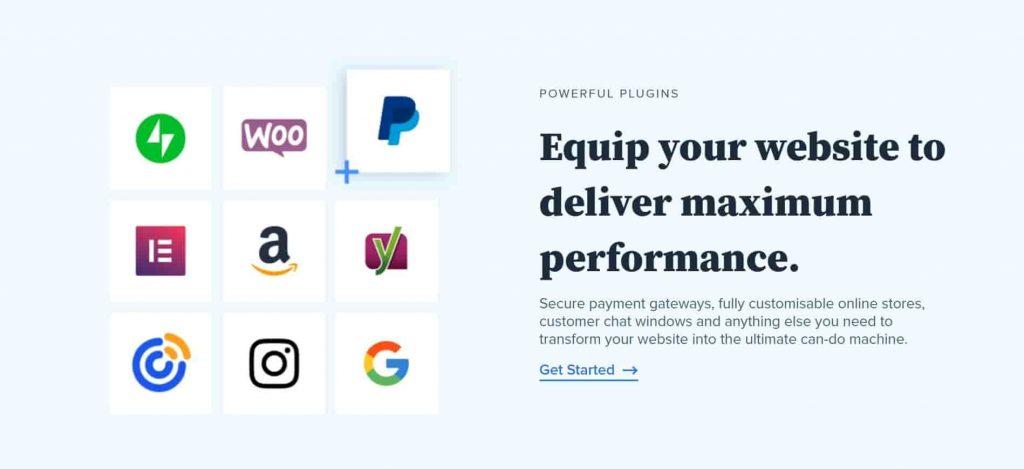 Bluehost Provides Payment Gateways