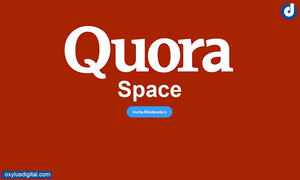 Quora Space क्या है?