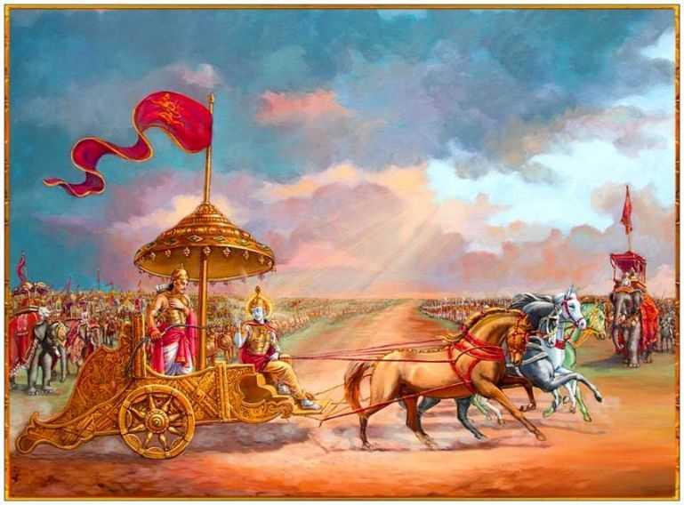 Ganesha ने महाभारत लिखने में क्या मदद की थी